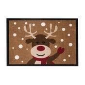 Rohožka Zala Living Reindeer, 40×60cm