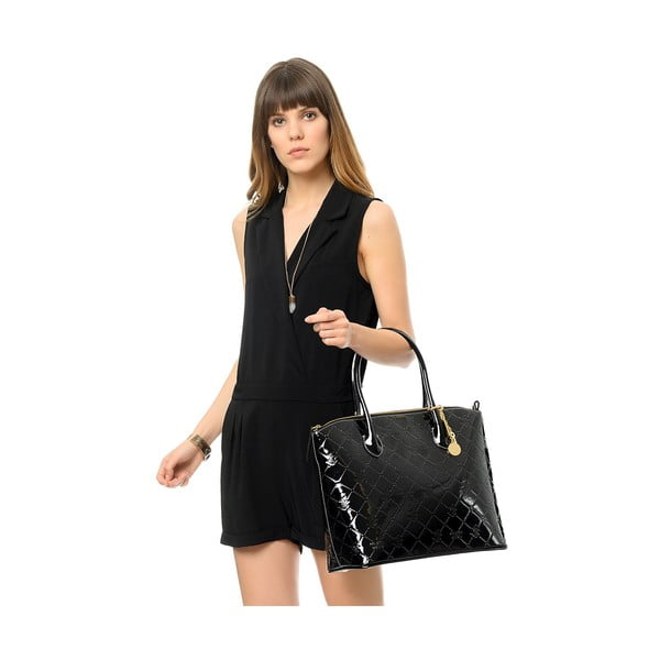 Kabelka Beverly Hills Polo Club 14 - Black