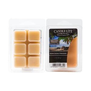 Vonný vosk do aromalampy s vôňou kokosu a mahagóna Candle-Lite, doba prevoňania až 10 hodín