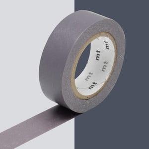 Sivofialová washi páska MT Masking Tape Uni