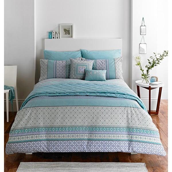 Obliečky Kalisha Stripe Blue, 200x200 cm