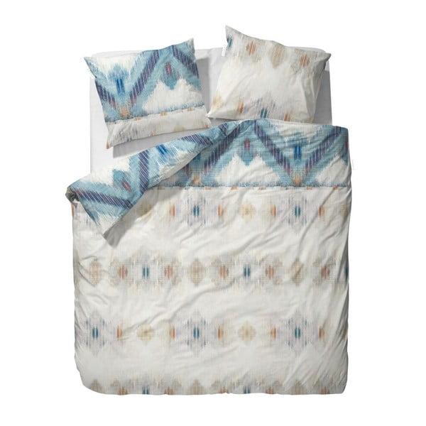 Obliečky Essenza Nakuru, 135x200 cm, modré