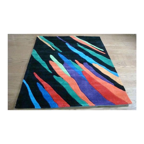 Koberec Artist Black, 120x170cm
