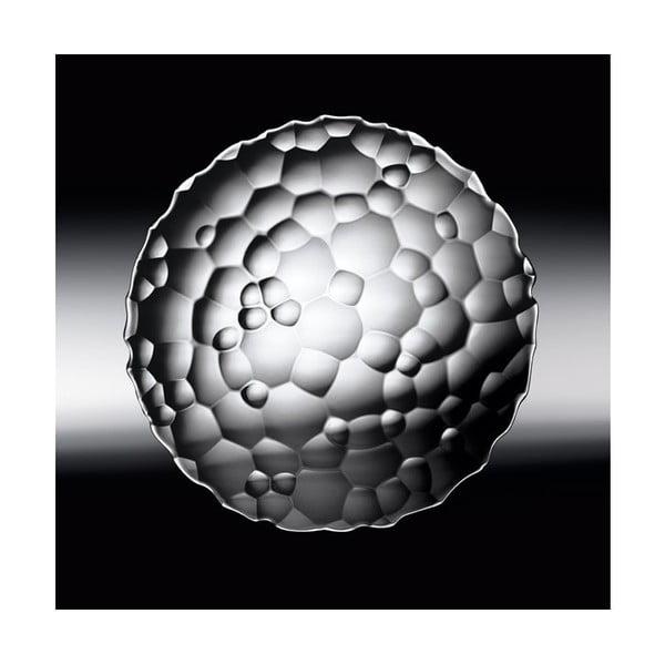 Sada 2 tanierov z krištáľového skla Nachtmann Sphere, ⌀ 32 cm