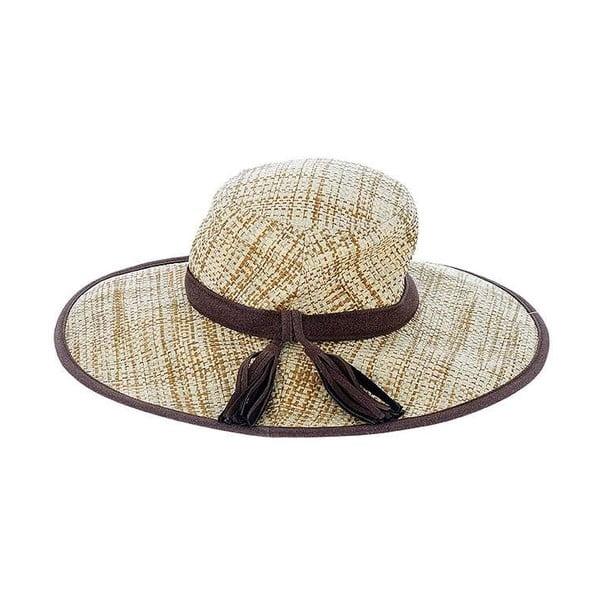 Slamený klobúk BLE by Inart Tassel