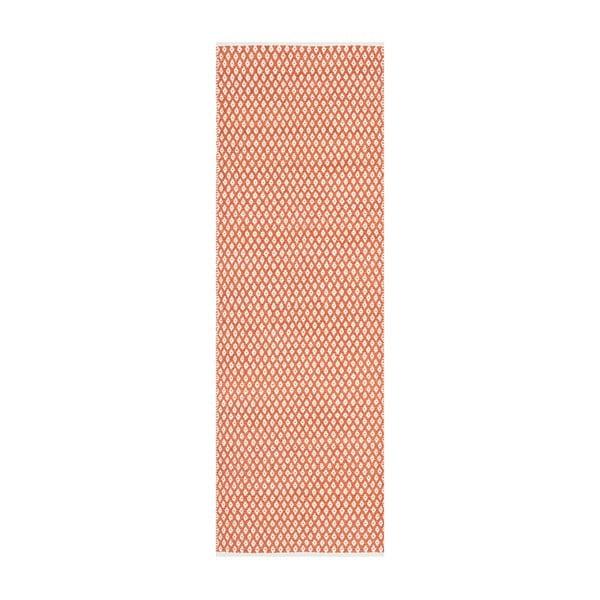 Koberec Nantucket 68x213 cm, korálový