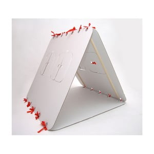 Domček Unlimited Design For Children Červená stuha