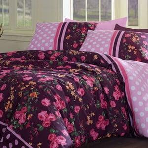 Obliečky Jardin De Rose Pink, 200x220 cm