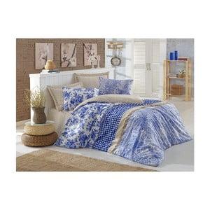 Obliečky s plachtou na dvojlôžko Arvales, 200 x 220 cm