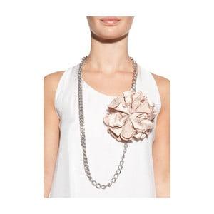 Dámsky náhrdelník v striebornej farbe NOMA Jenny