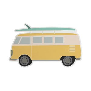 Detská predložka Little Nice Things Van, 80 x 50 cm