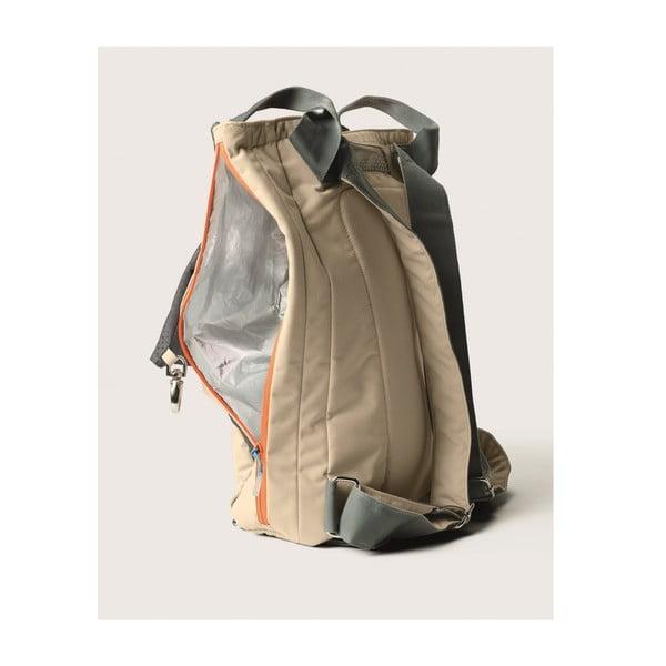 Sivá plážová taška / batoh Terra Nation Tane Kopu, 40 l