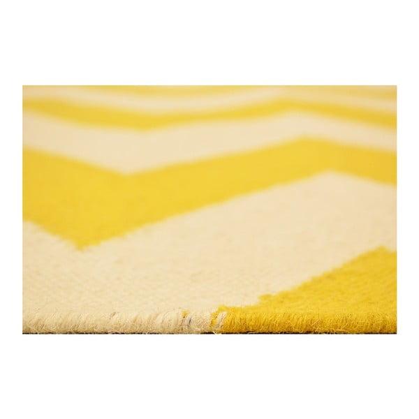 Ručne tkaný koberec Kilim JP 05, 150x230 cm