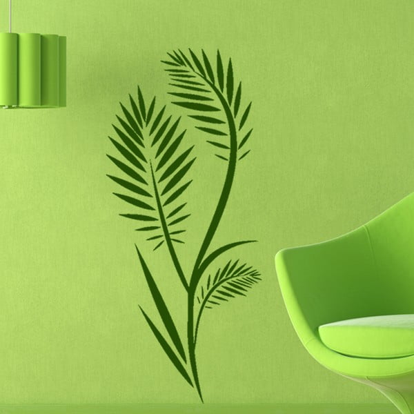 Samolepka Palm Leaf