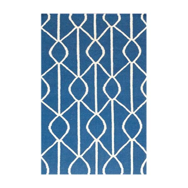 no.Vlnený koberec Kilim no. 186, 120x180 cm