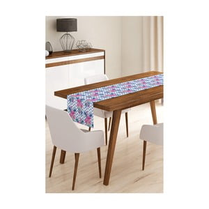 Behúň na stôl z mikrovlákna Minimalist Cushion Covers Flamengo Salsa, 45×145 cm