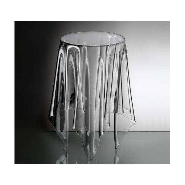Odkladací stolík Essey Tall Illusion Clear