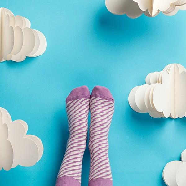 Ponožky Creative Gifts Ziggy, vysoké