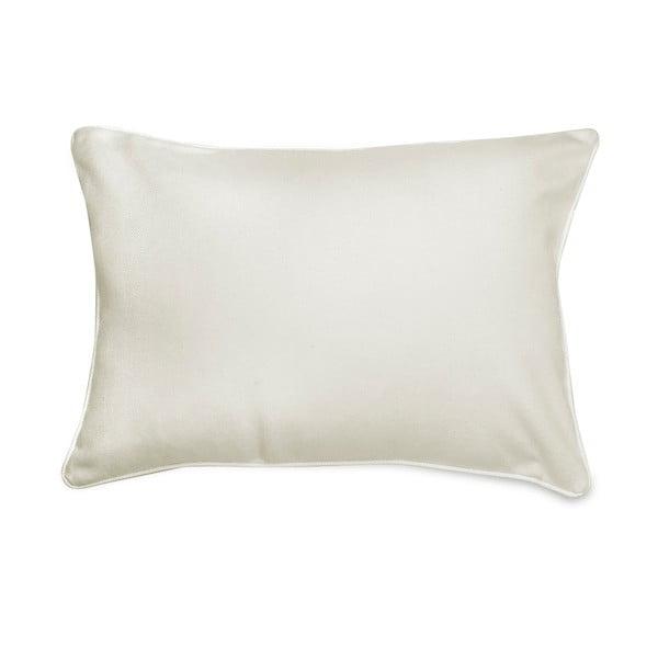 Vankúš Corte Cream, 40x60 cm
