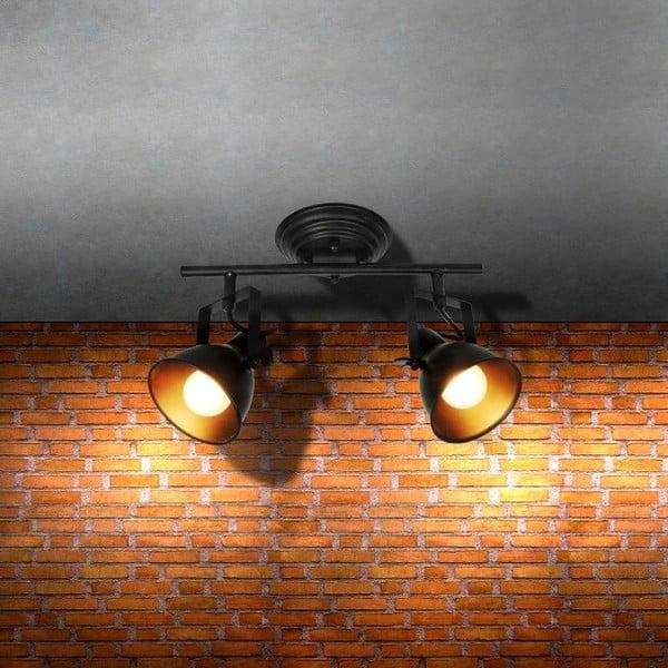 Stropné svetlo Loop Double