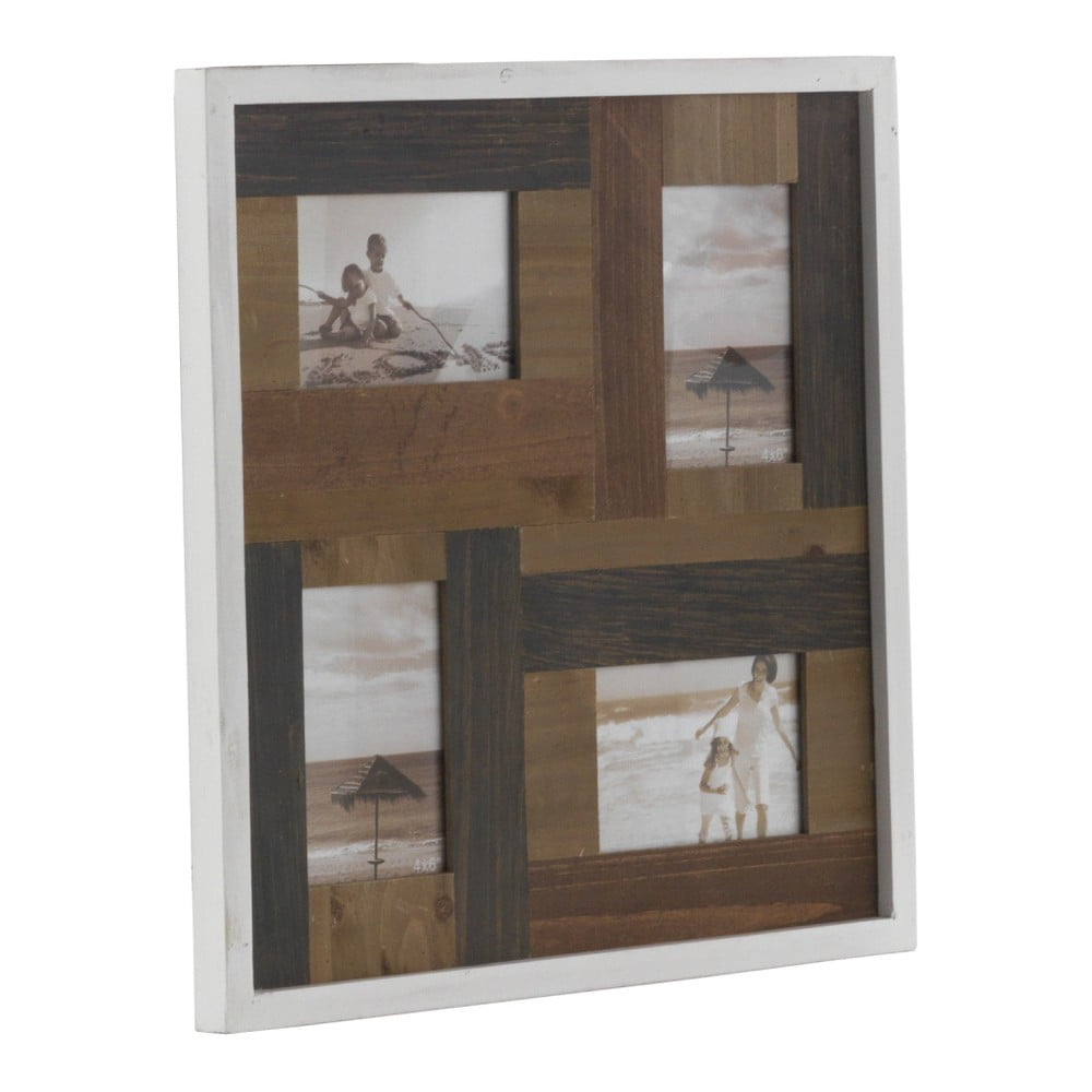 Rám na 4 fotografie s veľkosťou 14 x 9 cm Geese Frame