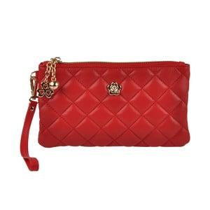 Listová kabelka  Tolone Red