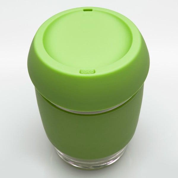 Eko hrnček na kávu Joco Cup 340 ml, limetkový