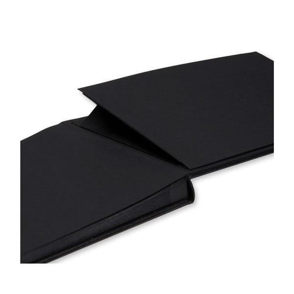Čierny album Moleskine, malý