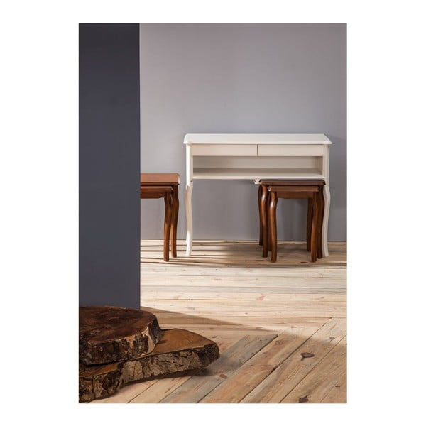 Stôl Violet so stoličkami