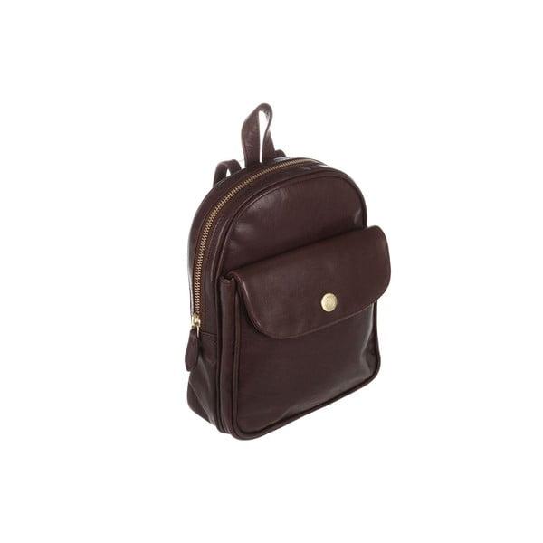 Kožený batoh Eliza Brown