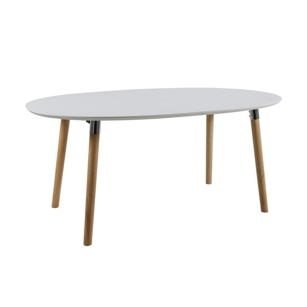 Jedálenský rozkladací stôl Actona Belina Duro, 100×270 cm