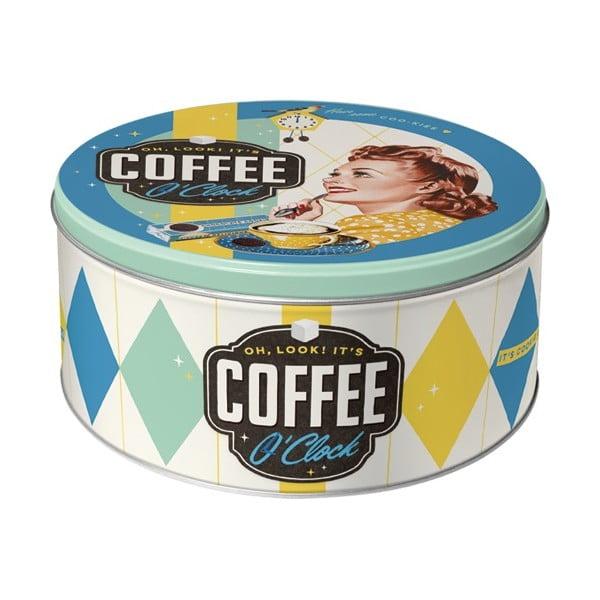 Okrúhla dóza Postershop Coffee