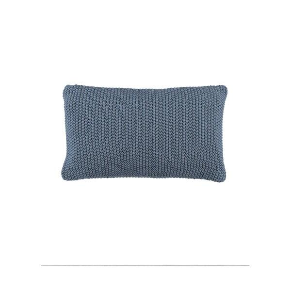 Vankúš Marc O'Polo Nordic, 30x60 cm, modrý