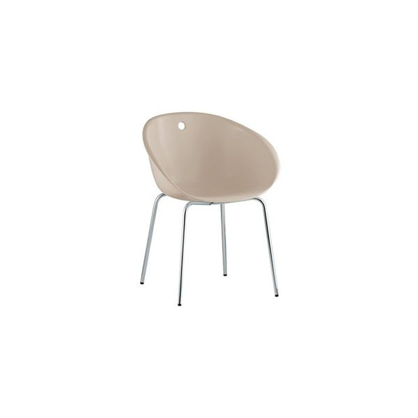 Piesková stolička Pedrali Gliss 900