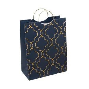 Darčeková taška Tri-Coastal Design Navy Blush, modrá