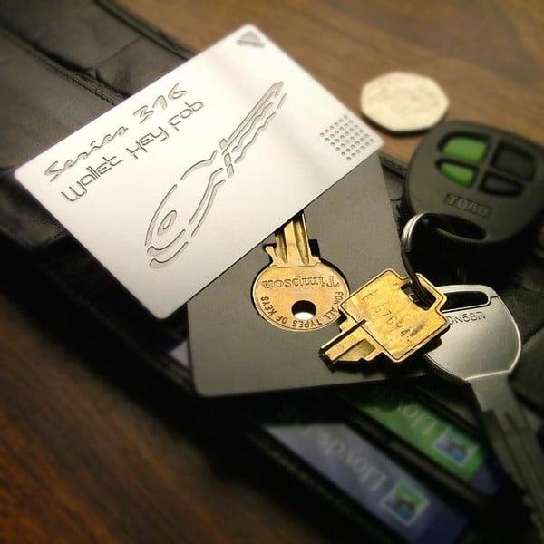 Schránka na kľúč Pene, do peňaženky
