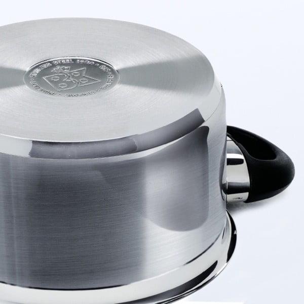 Antikoro rajnica bez pokrievky BK Cookware Karaat+, 16cm
