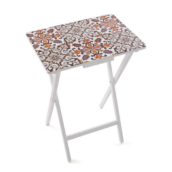 Rozkladací stolík Ornamental