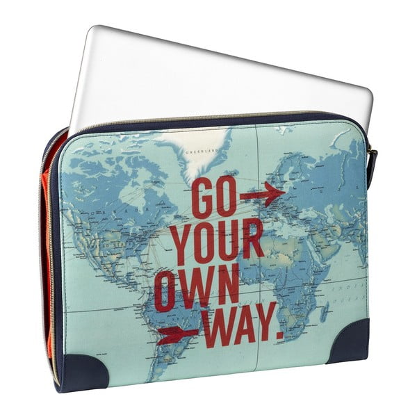 Obal na notebook Go Your Own Way