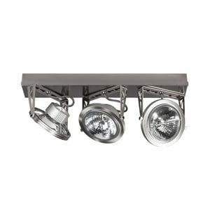 Sivé trojité stropné svetlo ETH Lofar