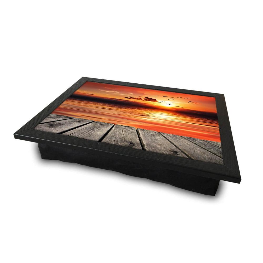 Servírovací podnos s vankúšom na spodnej strane Dawn, 36 × 46 cm