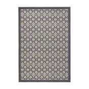 Sivo-biely koberec Hanse Home Gloria Tile, 120 x 170 cm