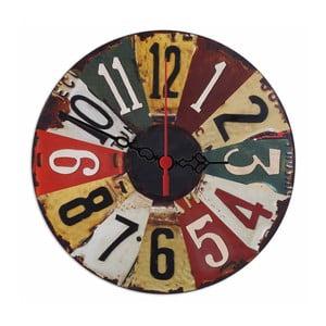Nástenné hodiny SPZ, 30 cm