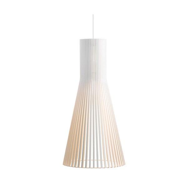 Závesné svietidlo Secto 4200 White, 60 cm