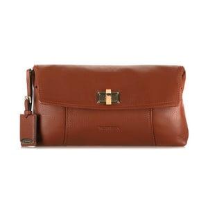 Kožená kabelka Elegance Small Brown
