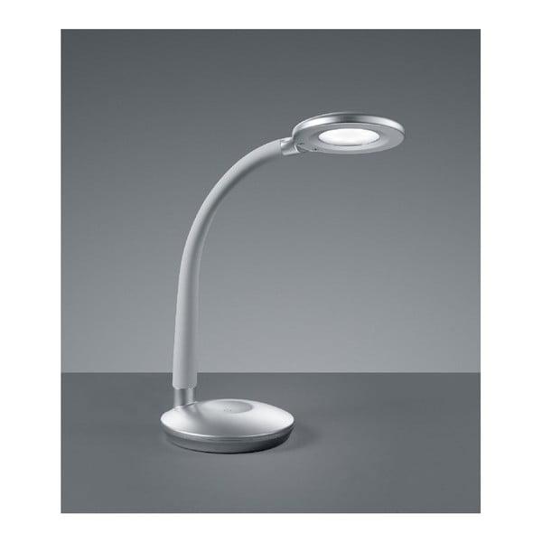 Stolná lampa Trio Cobra Chalybs