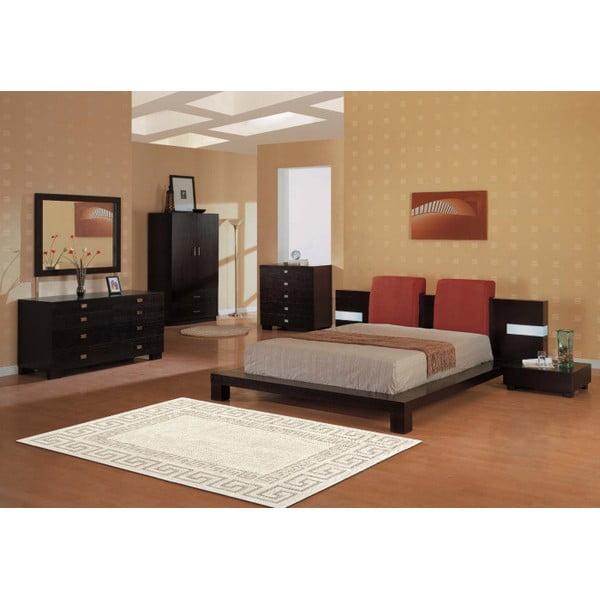 Krémový bavlnený koberec Floorist Orient, 100x200cm