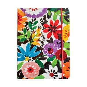 Linajkový zápisník Collier Campbell by Portico Designs, 80stránok