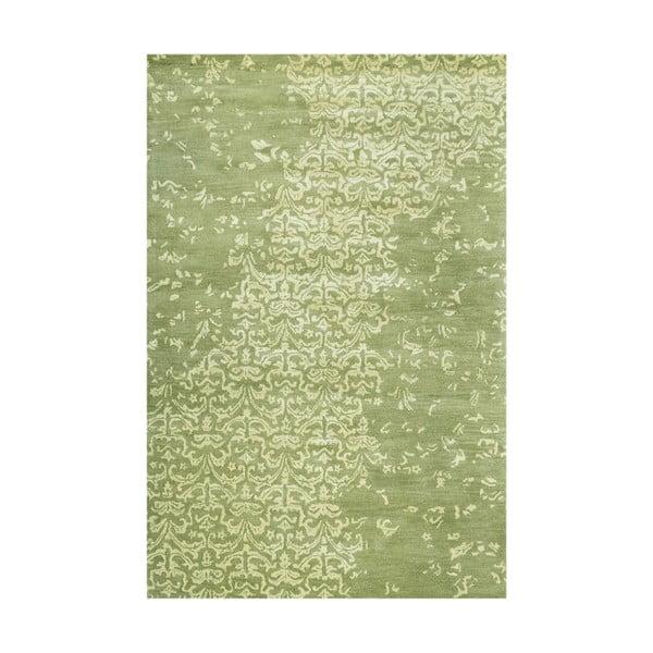 Vlnený koberec New Jersey Ivory, 153x244 cm