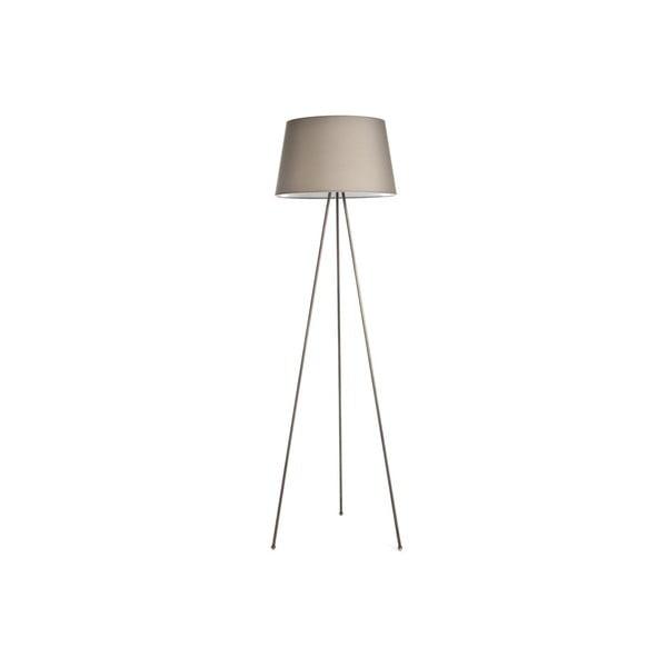 Tripod lampa Simple Chrome/Vizon